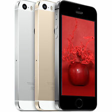 Apple iPhone 5s 32GB Factory Unlocked AT&T T-Mobile - Space Gray Silver Gold