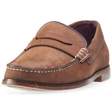 Ted Baker Miicke 2 Mens Tan Leather Casual Loafers Slip-on Genuine Shoes