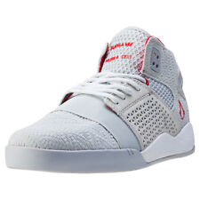 Supra Skytop Iii Assassins Creed Ed. Mens Trainers Grey Red New Shoes