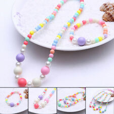 Children Imitation Pearl Style Kids Gumball Colorful Stylish Fashion Child New