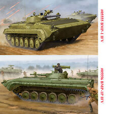 Trumpeter 05555 05556 1/35 Scale Soviet BMP-1/BMP-1P IFV Assembly Armor Model