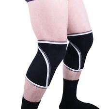 1 Pair Elastic Arm Elbow Leg Guard Brace Sports Guard Knee Protector Support