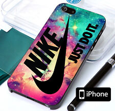 Nike Just Do It Galaxy Cover iPhone 8 8+ 7 7+ 6 6+ 6s 6s+ 5 5s Tpu Rubber Case