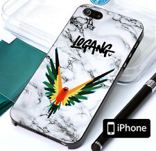 Logan Paul Marble For Cover iPhone 7 7+ 6 6+ 6s 6s+ 5 5s Hard Plastic Case