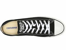 Converse Chuck Taylor All Star LOW Top Black Classic Canvas Sneakers Comfortable