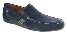 Clarks Men's Plateau Slip On Loafer Navy Suede Style 82670
