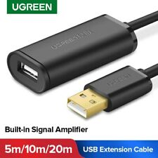 UGREEN USB Extension Cable USB 3.0 2.0 Active Repeater Extension Cable With Chip