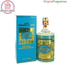 4711 Cologne 13.5 oz 27 ox 3 oz 3.3 oz 1.7 oz 5 oz 6.8oz By MUELHENS FOR MEN NEW