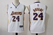 Kobe Bryant #24 Los Angeles Lakers Unisex Youth JERSEY S,M,L,XL~NWT~