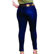 Authentic Colombian Push Up Colombianos Plus Jeans Levanta Cola Stretch Skinny