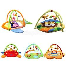 Baby Toys Animals Educational Crawling Activity Mat Play Gym Carpet Puzzle Mats
