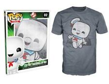 Ghostbusters - Stay Puft Pop! T-Shirt Male Indigo - XL