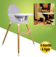 Baby Chair Highchair Feeding Seat Tray Eating chair