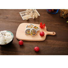 Kitchen Wooden Chopping Cutting Board for Food Snacks Sushi Serving 6 Sizes