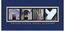 Poster Print Wall Art entitled Navy - United States Naval Academy Campus Letters