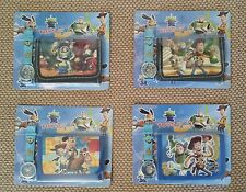 NEW TOY STORY Childrens Wallet & Watch Gift Set. Kids Party Gift UK Seller
