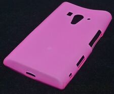Matting TPU Case For Sony Xperia acro S LT26w Gel Cover Multi Color