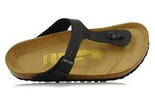 BIRKENSTOCK ARIZONA or Gizeh Black or White or Patent New all size Soft