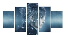 Final Fantasy XV  Noctis Lucis Games Art Wall Modern Canvas Painting Home Decor