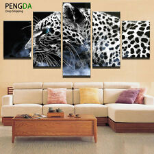 Animal Tiger Painting Modern Art Wall Poster Abstract Canvas Painting Home Decor
