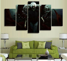 Anime Tokyo Ghoul Ken Kaneki Cartoon Art Wall Modern Canvas Painting Home Decor