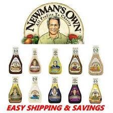 Newmans Own Salad Dressing PACK OF 2  Dressings Many Delicious Options Easy Ship
