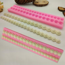 Cake Ice Candy Chocolate Cookie Jelly Mould Bubble Decor Mold Silicone Bakeware