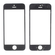 Front Screen Glass Lens with Frame Replacement Part For iPhone 5s