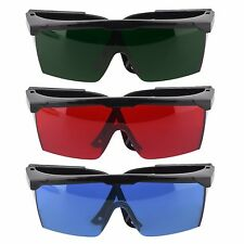 Protection Goggles Laser Safety Glasses Green Blue Red Eye Spectacles Protective