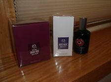 PICK: The BODY SHOP White Musk EDT 1 oz / WHITE MUSK SMOKY ROSE EDP /SMOKY POPPY