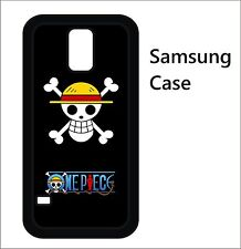 One Piece Cartoons Anime Case Cover Samsung Galaxy Note3 4 5 7 8 S4 5 6 7 8 edge
