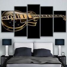 Classic Guitar Musical Painting Modern Poster Prints Canvas Wall Art Home Decor