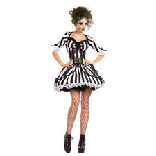 Miss Beetlejuice BugJuice Babe Crazy Spirit Psycho Sexy Costume Halloween party