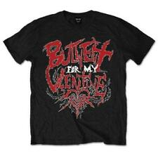 OFFICIAL LICENSED - BULLET FOR MY VALENTINE - DOOM T SHIRT METAL BFMV