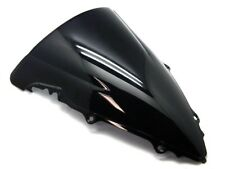 Smoke Black Double Bubble Windscreen Windshield 03-05 Yamaha YZF R6 06-09 R6S