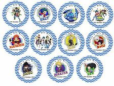 Personalised BEYBLADE BLUE Self Adhesive Glossy Labels/Stickers
