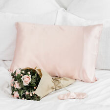 NEW Silk Pillowcase (various colours) by The Goodnight Co.