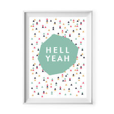 NEW Hell yeah print Women's by Today Sunshine