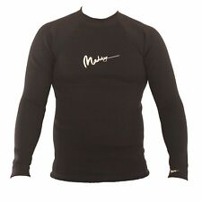 NEW MADDOG Mens Insulator Superstretch 1mm Neoprene Long Sleeve Wetsuit Top