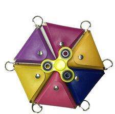 Triangle Storage Bag For Fidget Hand Spinner Toy  Protection Case Anti-FF