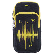 Jogging Arm Band Sports Arm Pouch GYM Case for iPhone with Earphone Opening