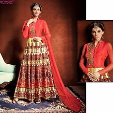 DESIGNER SALWAR KAMEEZ ANARKALI SALWAR SUIT BOLLYWOOD INDIAN ETHNIC PAKISTANI