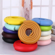 Hot Baby Safety Table Wall Corner Softener Edge Cushion Strip Guard Protector 2M