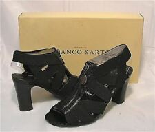FRANCO SARTO Women's Loner Sandal - Black - Multiple SZ NIB - MSRP $89