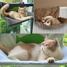 16 lbs Pet Seat Bed Cat Window Perch Bed Hammock Cat Furniture Cat Supplies Beds