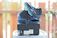 "*Rare* Air Jordan 11 Retro (PS) ""Gamma Blue"" Pre-School Size 3Y - (378039 006)"