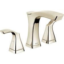 Delta Faucet 3552-PNMPU-DST Two Handle Widespread Lavatory Faucet