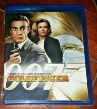 Goldfinger (Blu-ray Disc, 2008) Free Shipping!