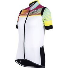 Santini Anna Ladies Womens Cycling Jersey White CE011