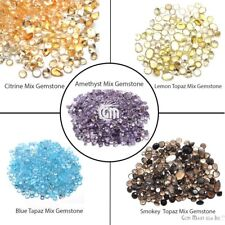 100 CTS Mix Lot Loose Faceted Natural Gemstones Mixed Gems Wholesale Loose Gems